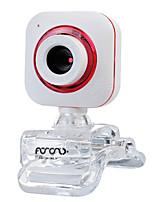 usb 2.0 webcam CMOS 0.5m 640x480 30fps rosso / viola