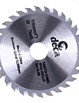 Alloy Saw Blade 4 Inch 110mm Woodworking Cutting 30/40 Tooth