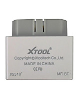 Xtool Iobd2 Obd Driving Mfibt Bluetooth Link Android Support Apple Computer Fault Diagnosis