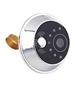 Security Camera Chip And Lens Monitor Video Intercom Doorbell Monitor Cat