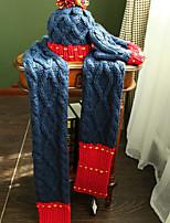 Women Faux Fur / Knitwear Scarf,Cute