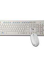Wireless USB Keyboard & MouseForWindows 2000/XP/Vista/7/Mac OS