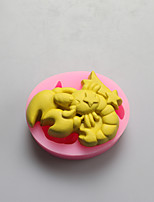 Scorpio Shape Chocolate Silicone Molds,Cake Molds,Soap Molds,Decoration Tools Bakeware