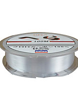 100M / 110 Yards Monofilament White 120LB 0.2 mm For General Fishing(Random Delivery)