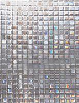 Autocollant de Fenêtre-Contemporain-Géométrique