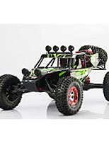 Buggy FY FY-03 1:12 Brush Electric RC Car 5KM/H 2.4G Green Ready-To-GoRemote Control Car / Remote Controller/Transmitter / Battery