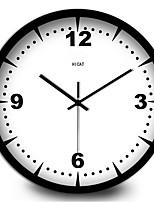 Simple Household Digital Quartz Mute Wall Clock