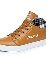 Men's Shoes Amir New Style Hot Sale Office / Casual / Outdoor Comfort Breathable Fashion Sneakers White / Black / Brown