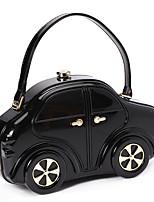 L.WEST Women's The Elegant Acrylic Car Shaped Evening Bag