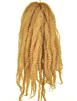 afro torsion tresse 6 packs marley tresse 18inch fibre tresses de crochet de kanekalon havana torsion tresse synthétique