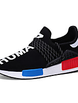 Men's Fashion Shoes Casual/Travel/Student Breathable Tulle Sneakers