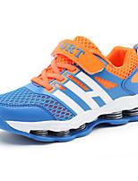 Garçon-Extérieure / Décontracté / Sport-Vert / Orange-Talon Plat-Confort-Chaussures d'Athlétisme-Polyuréthane