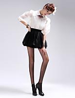 BONAS® Feminino Cor Única Médio Legging-B69352