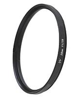 emoblitz 58mm uv ultraviolette beschermer lensfilter zwart