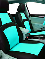 6 Pcs Universal Rainbow Car Seat  Covers Orange/Pink/Blue/Green Summer Car Seat covers