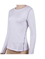 Otros®Yoga Traje de compresión Transpirable / Secado rápido / Compresión / Reductor del Sudor Eslático Ropa deportiva Yoga / Fitness Mujer