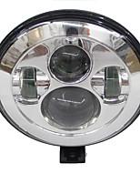 1 pz classico ad alta intensità IP68 40w CREE LED luce del lavoro del lavoro luce circolare
