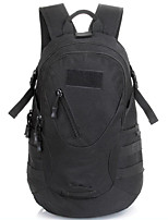 55 L Backpack Camping & Hiking Outdoor Multifunctional Black / Brown / Camouflage Oxford Other