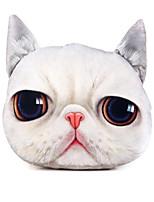 Animal Plush Toys Cartoon Pillow Meow Star Cute Cushion Simulation 3D printing