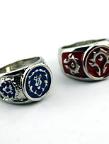 World of Warcraft  Silver Alloy Ring  More Accessories(2PCS)