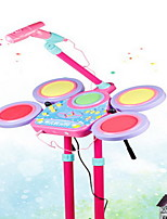 Musik-Spielzeug Plastik Schwarz / Rosa Puzzle Spielzeug Musik-Spielzeug
