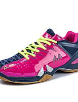 Chaussures Femme-Sport-Jaune / Vert / Rouge-Talon Plat-Confort-Baskets à la Mode-Polyuréthane