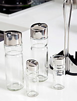 Shaker & Mill Stainless Steel / Glass,Stainless Steel