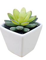 Seda / PU Plantas Flores Artificiales