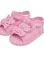Baby Shoes Outdoor / Work & Duty / Casual Rubber Sandals Pink