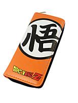 Cartoon Dragon Ball Long Zipper Wallet