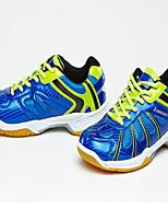 Zapatos Running Semicuero Azul Unisex