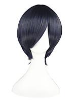 Kuroshitsuji-Ciel Phantomhive Blue&Gray 13inch Cosplay Wig CS-038A