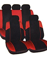 auto Universali Rosso / Blu Coprisedili e accessori sedili