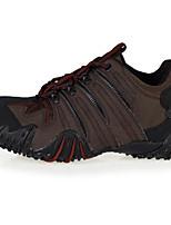 Zapatos Senderismo Cuero / Nailon Marrón Hombre
