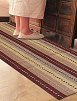 MultiColor Stripe Rag Cotton Rugs for Kitchen, Bathroom, Entry Way, Laundry Room 24
