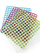 Grid Refrigerator Mat(Random Color)
