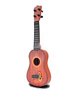 Musik-Spielzeug Holz Rot / Beige / Khaki Freizeit Hobby Musik-Spielzeug
