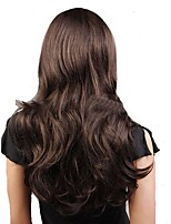 EVAWIGS Fashion Young Girls Lace Wigs Unprocessed Human Hair Full Lace Wig Natural Color Natural Wave Wigs