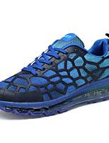 scarpe da uomo all'aperto / casuale scarpe da ginnastica di moda tulle nero / blu / grigio