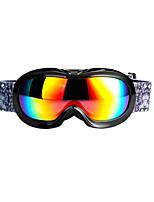 anteojos antiniebla profesional por mayor dobles contra 4 niños de color Gafas de esquí Gafas de miopía tarjeta xh-118