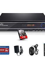 sannce® 8ch 1080n dvr entrada de múltiples modos eCloud sistema HDMI 1080p / VGA / BNC CCTV DVR con disco duro de 2 TB
