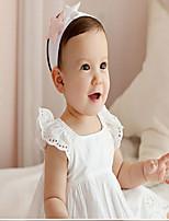 Girls / Boys Hair Accessories,All Seasons Acrylic Pink / White