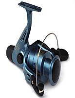 Molinetes Rotativos 5.2/1 8.0 Rolamentos Trocável Isco de Arremesso / Pesca Geral-6000 Dongzun