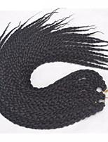 22inch120g/pcs 3D Cubic Crochet Braids Hair Extension Havana Mambo Twist Trochet Twist Hair Crochet Braid Hair