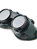vidrios industriales de soldadura de mano de obra anteojos 989 pares de gafas anti-antideslumbrantes