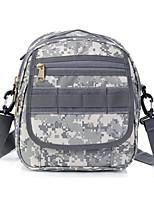 10 L Camera Bag Camping & Hiking Outdoor Waterproof / Shock Resistance Gray Nylon
