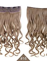 clip en extensiones de pelo sintético 24