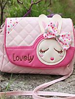 Women-Formal-PU-Shoulder Bag-White / Pink / Red / Black