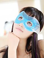 Viagem Máscara de Dormir Descanso em Viagens Respirabilidade Portátil Proteção Solar Sem Eletricidade Estática Dobrável Plástico