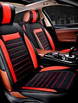 tampa de assento do carro de luxo se encaixa universais assento protetor de assento cobre um conjunto